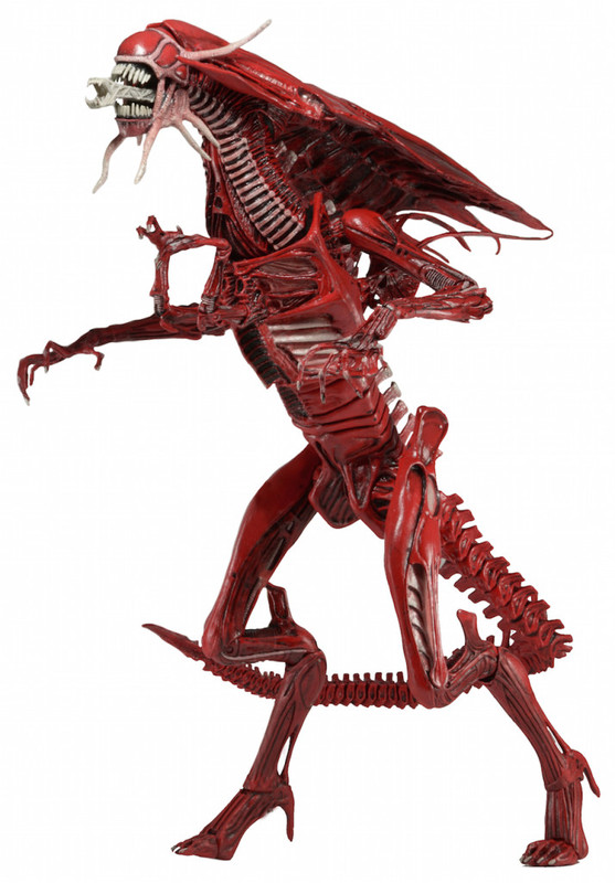 Aliens Genocide: Red Queen Ultra-Deluxe Action Figure