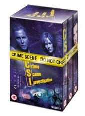 CSI Season 1 Vol. 2 (VHS) on DVD