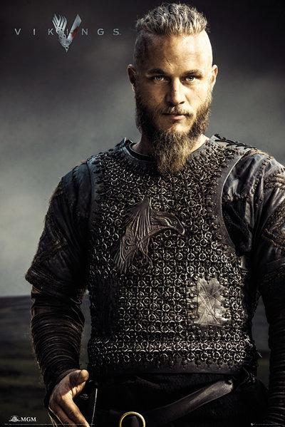 Vikings: Maxi Poster - Ragnar Lothbrok (469)