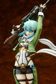 Sword Art Online: 1/7 Sinon PVC Figure