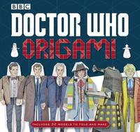 Doctor Who: Origami by Mark Bolitho