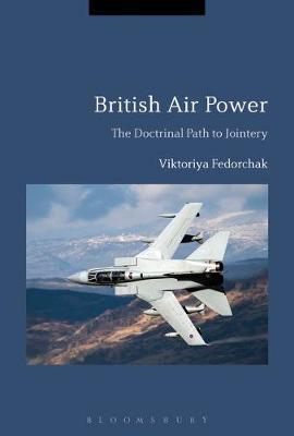 British Air Power by Viktoriya Fedorchak image
