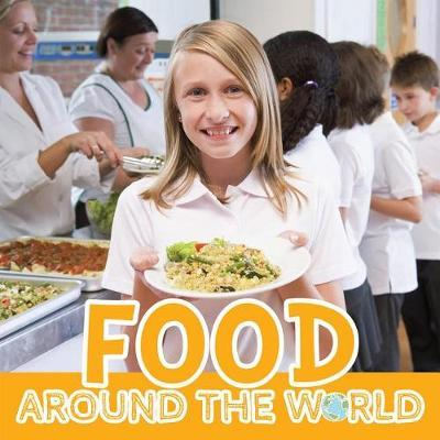 Around The World: Food by Joanna Brundle image