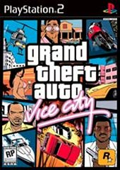 Grand Theft Auto: Vice City for PS2