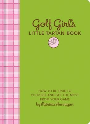 Golf Girls Little Tartan Book by Patricia Hannigan image
