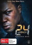 24: Legacy - Season 1 on DVD