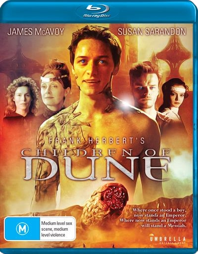 Children Of Dune on Blu-ray image