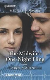 The Midwife's One-Night Fling by Carol Marinelli image