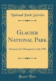 Glacier National Park by National Park Service image