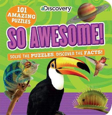Discovery So Awesome! by Parragon Books Ltd image