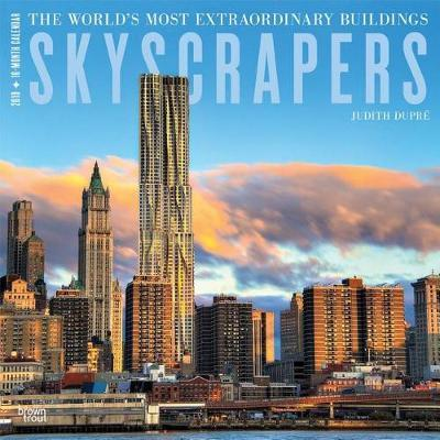 Skyscrapers 2019 Square Hachette by Inc Browntrout Publishers