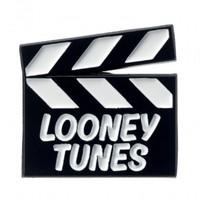 Looney Tunes: Looney Tunes Clapper Board Pin Badge