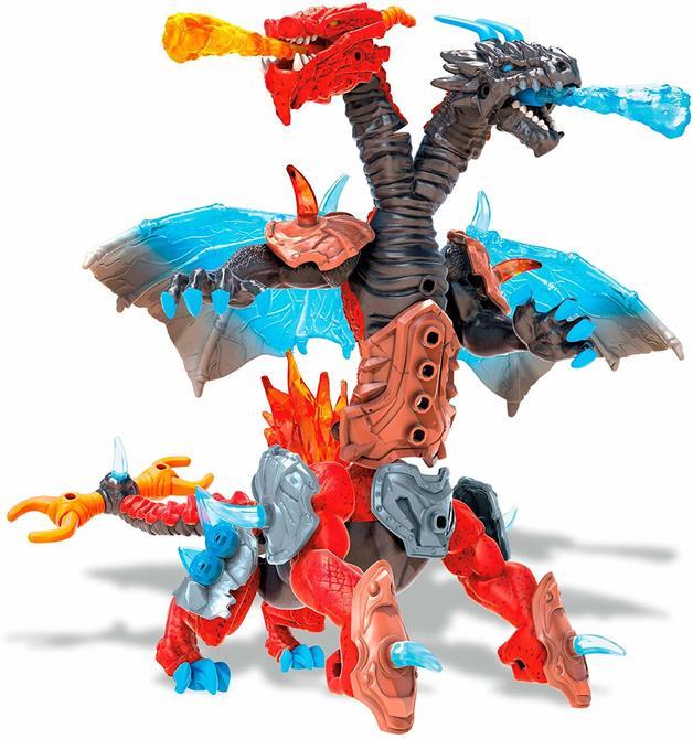 Mega Construx: Breakout Beasts - 2-in-1 Fusion Beast