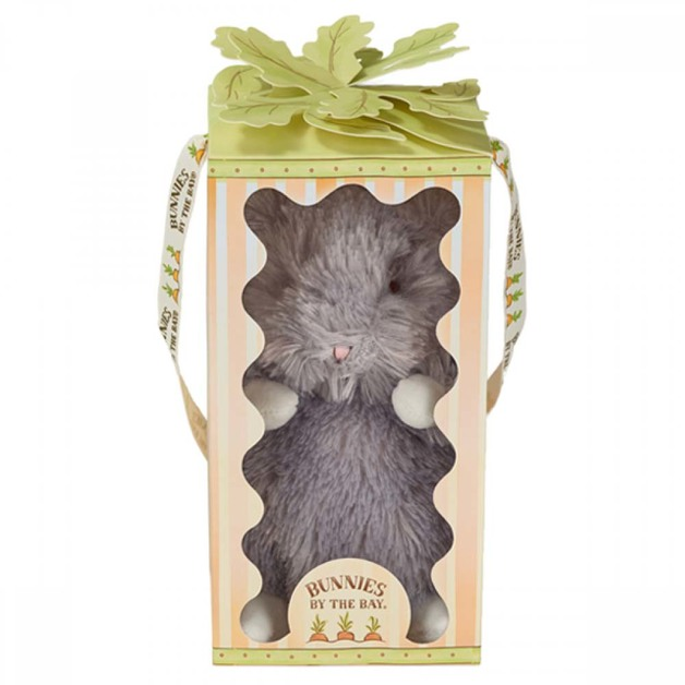 Bunnies By The Bay: Soft Plush - Wee Bloom in Box