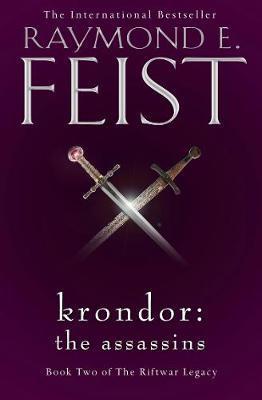 Krondor: The Assassins by Raymond E Feist