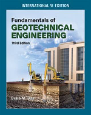 Fundamentals of Geotechnical Engineering by Braja M Das image