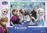 Disney Frozen 60 Piece Boxed Puzzle - Hope for the Kingdom