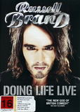 Russell Brand - Doing Life Live DVD