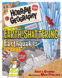 Earth-Shattering Earthquakes by Anita Ganeri image
