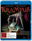 Krampus on Blu-ray