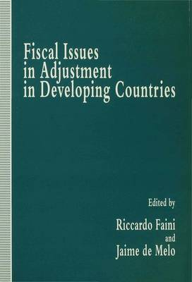 Fiscal Issues in Adjustment in Developing Countries image
