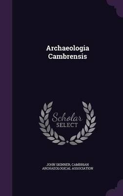 Archaeologia Cambrensis by John Skinner image