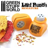 Green Stuff World - Miniature Leaf Punch (Orange)