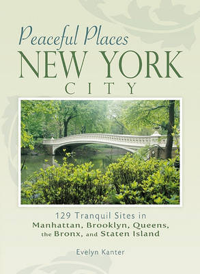 Peaceful Places: New York City by Evelyn Kanter image