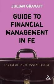 Guide to Financial Management in FE by Julian Gravatt image