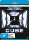 Cube: 20th Anniversary Special Edition DVD