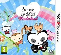 Luv Me Buddies Wonderland for Nintendo 3DS