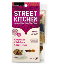 Street Kitchen Coconut Chicken Chettinad (255g)