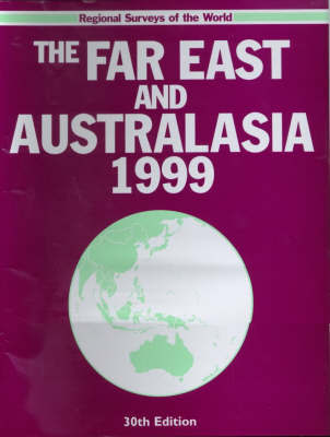 The Far East and Australasia by Europa Publications image