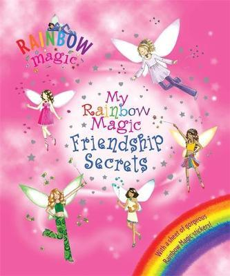 My Rainbow Magic Friendship Book (with stickers) by Daisy Meadows