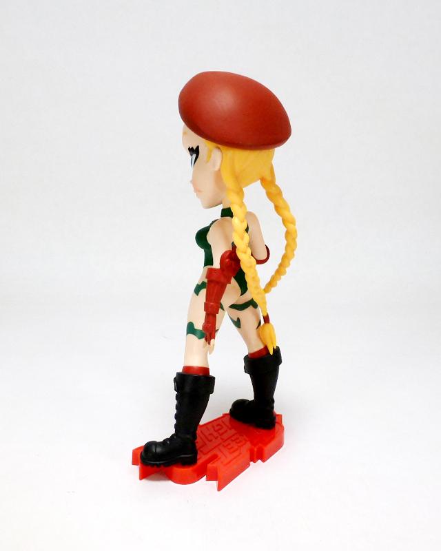 "Street Fighter - Cammy 7"" Knockouts Vinyl Statue image"