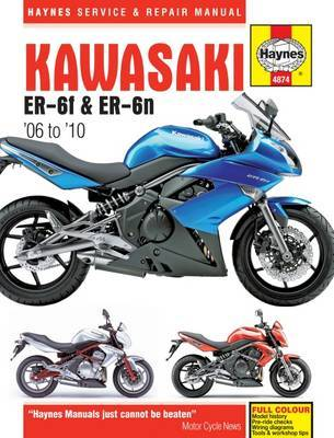 Kawasaki Er-6F & Er-6N (06 - 10) by Phil Mather
