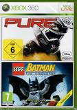 LEGO Batman + Pure Bundle for Xbox 360