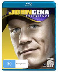 WWE John Cena Experience (2 Disc Set) on Blu-ray