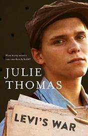 Levi's War by Julie Thomas