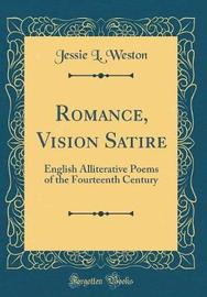 Romance, Vision Satire by Jessie L Weston image