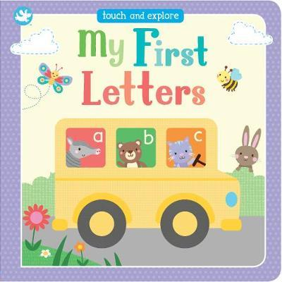 Little Me My First Letters by Parragon Books Ltd
