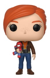 Spider-Man (PS4) - Mary Jane Pop! Vinyl Figure