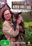 Escape to River Cottage on DVD