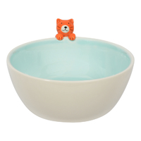 Peek a Boo Animal Bowl - Cat