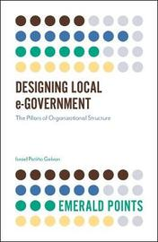Designing Local e-Government by Patino Israel Galvan