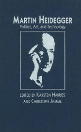 Martin Heidegger by Karsten Harries image