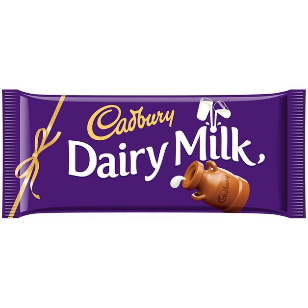 Cadbury Dairy Milk (360g, UK)