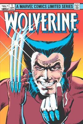 Wolverine Omnibus Vol. 1 by Chris Claremont