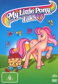 My Little Pony Tales: Volume 3 on DVD