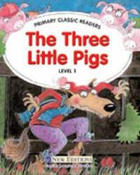 The Three Little Pigs: For Primary 1 by Jane Swan image